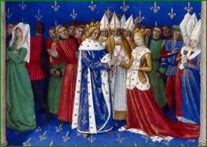 mariage de charles IV